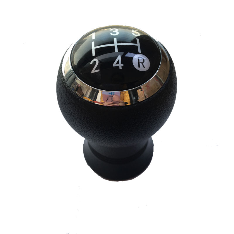 Image 2 - For Toyota Corolla 2008 Toyota Yaris Auris 2005 2006 2007 2008 2009 2010 5Speed Car Gear Shift Knob Head Gear Knob Cover Shifter-in Gear Shift Knob from Automobiles & Motorcycles