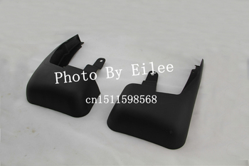 Free Shipping!!! High quality ABS Mudguard Mud Flaps Splash Guard Fender FOR Subaru Forester 2014-2018