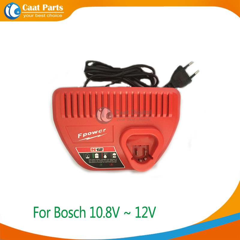 Power Tool Battery Chargers for Bosch 10.8V 12V BC430 ,BAT411,BAT412,BAT413 lithium battery, High quality ! new replacement power tool battery chargers for bosch 14 4v 18v li ion lithium battery high quality