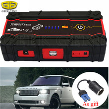 Super Capacity 18000mAh Car Jump Starter Power Bank 800A Portable Starting Device New Car Charger For