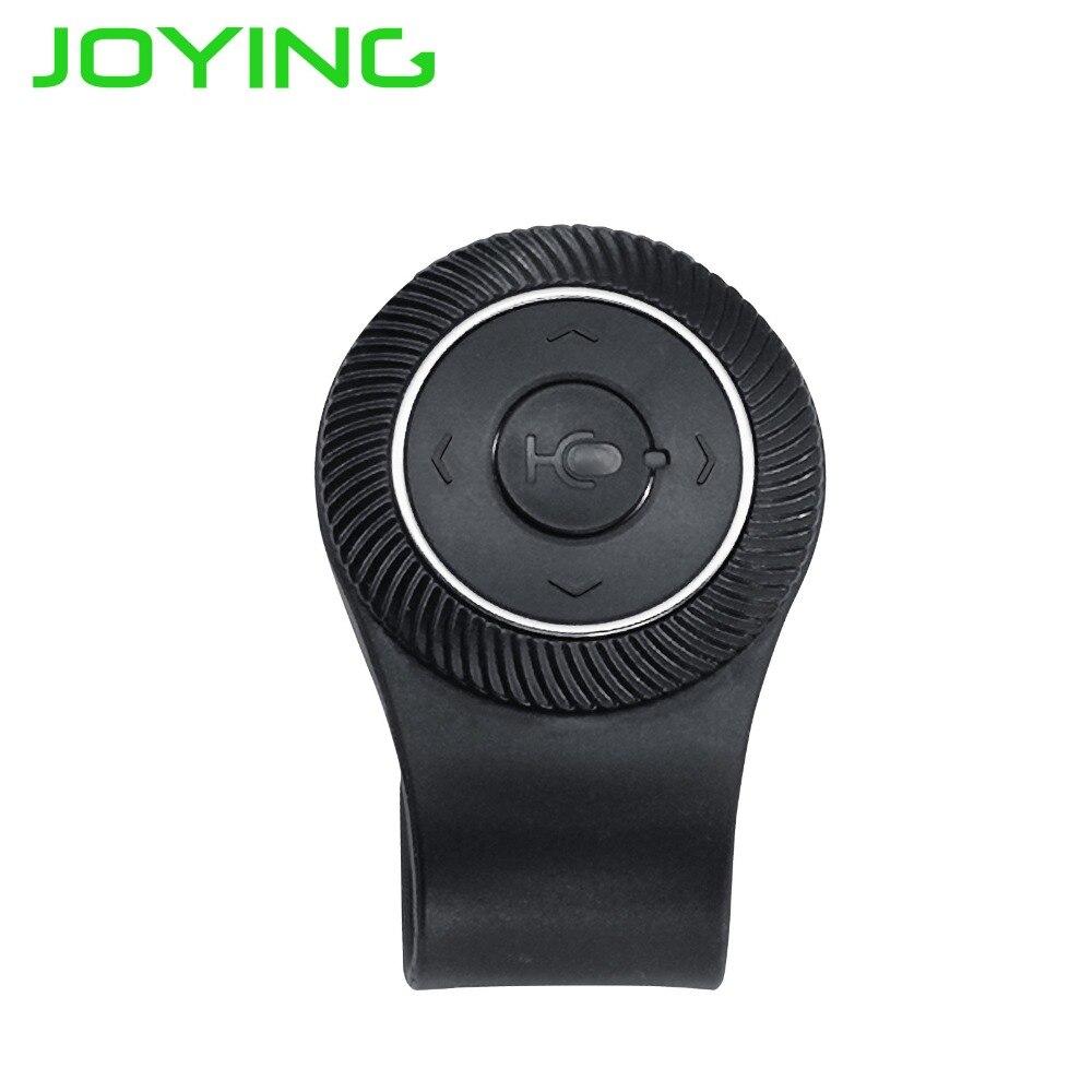 JOYING Unidade de Controle Da Roda de Direcção Do Carro Universal Sem Fio DVD SWC GPS Multimedia Player Estéreo Rádio Controle Remoto Botões