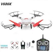 Wltoys V686K WIFI FPV Headless Mode RC Quadcopter Drone with Camera