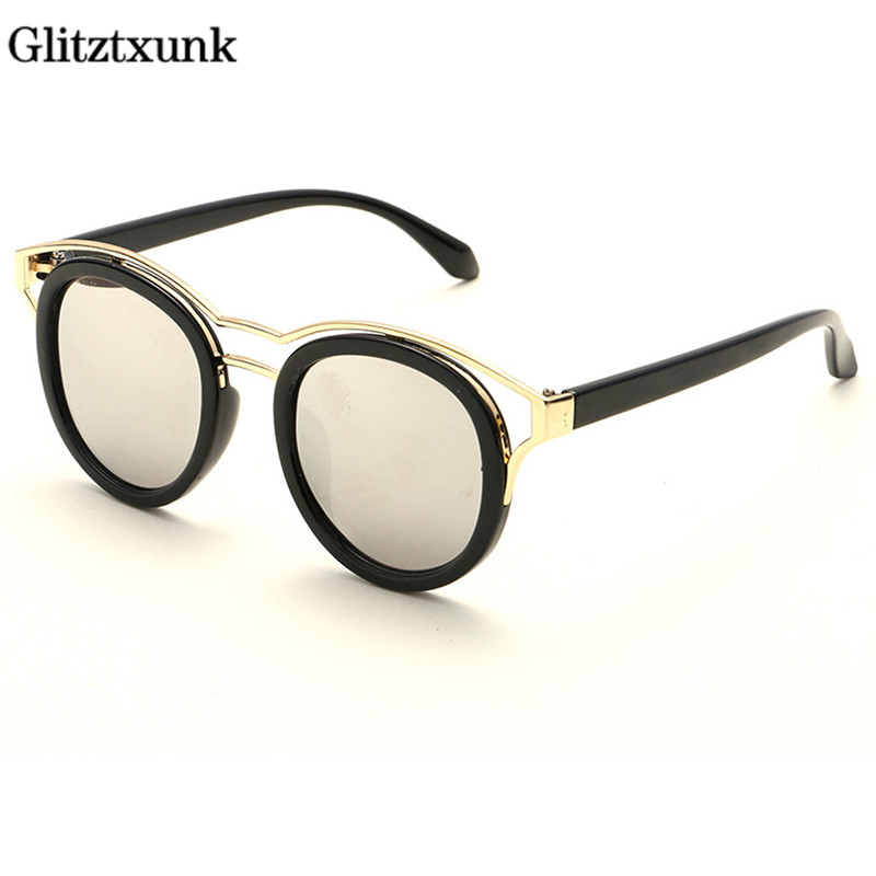 Shop For Cheap Design Metal Frame Kids Sunglasses Girls Boys Gasses Eyewear Children Sun Glasses Eyeglasses Uv400 #270910 Apparel Accessories