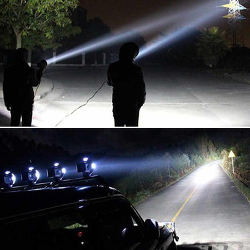 9 Inch HID Đèn Lái Offroad Tại Chỗ/Lũ Tia Ánh Sáng Cho Xe SUV Jeep Xe Tải ATV Xenon HID Đèn Sương Mù trốn Công Việc Nhẹ KF-K5006