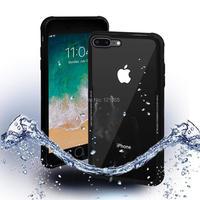 100 шт./лот оригинальный силиконовый чехол для iPhone X 6 6s 7 8 плюс 5S 5 закаленное стекло имитация мягкой обложке Роскошные новый бренд оптовая про