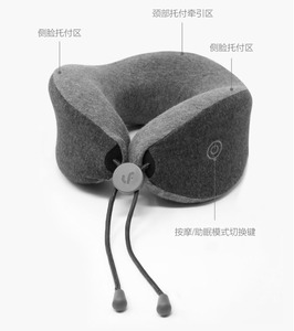 Image 3 - Original Youpin LF Neck Massage Pillow, Neck Relax Muscle Therapy Massager Sleep pillow for office ,home and travel.