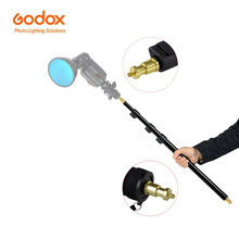 Godox AD-S13 Portable Handheld Extension Telescopic Rod Flash Lamp Light Stand Pole Stick for WITSTRO AD180 AD360 Speedlite
