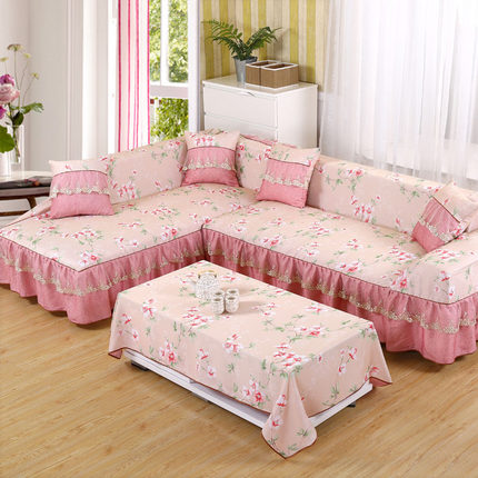 Surprising Elegant Double Sided Floral Sofa Set All Inclusive Sofa Towel Cloth Slipcover Carpet Large Sofa Sets Pillow Tablecloth Gmtry Best Dining Table And Chair Ideas Images Gmtryco