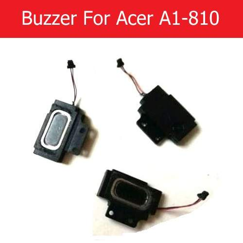 US $9 49 5% OFF|Genuine Buzzer For Acer Iconia A1 A1 810 Louder Speaker For  Acer Iconia A1 A1 811 Loudspeaker & Ringer Replacement Repair-in Tablet
