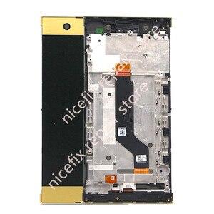 Image 4 - Pantalla Lcd para Sony Xperia XA1 Ultra G3221 G3212 G3223 G3226 MONTAJE DE digitalizador con pantalla táctil con marco para Sony XA1 Ultra LCD