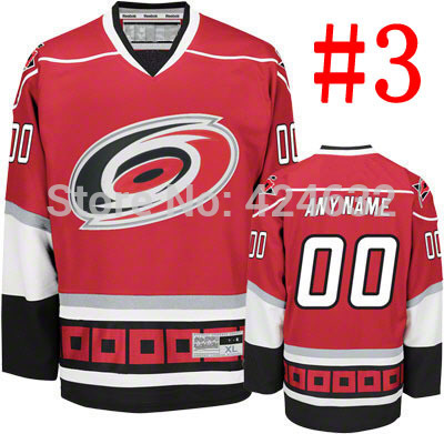 8ef2571b6 ... france custom carolina hurricanes jersey red white black goalie cut  jersey wayne gretzky jonathan quick henrik