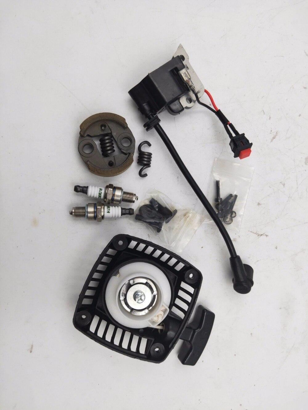 8000rmp embrayage Spark Plug pull starter Bobine D'allumage POUR Zenoah CY MOTEURS POUR HPI KM ROVAN BAJA PERDU PIÈCES
