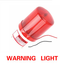 WARNING LIGHT/outdoors LED lamp /strobe light/strobe ,alarm whistle 90dB