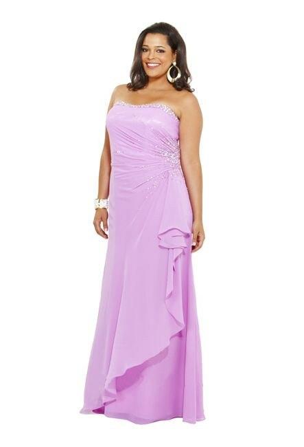 Popular Full Figure Women Evening Dresses-Buy Cheap Full Figure ...