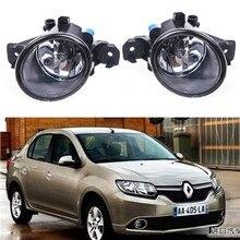 For Renault SYMBOL LB012  1998-2010 Car styling Fog Lamps 55W halogen Lights 1SET