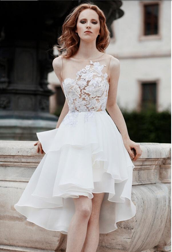 Compare Prices on Mini Wedding Dresses- Online Shopping/Buy Low ...