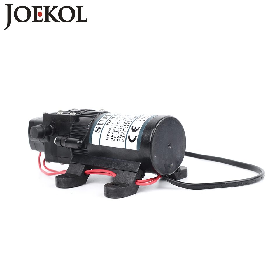 FL-2203 2303 12V/24V DC Diaphragm Pump Diaphragm Vacuum Pump Mini Submersible water Pumps 40m lift Free ShippingFL-2203 2303 12V/24V DC Diaphragm Pump Diaphragm Vacuum Pump Mini Submersible water Pumps 40m lift Free Shipping