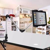 360 Rotante Flessibile 95 cm Lungo Braccio Titolare Tablet PC Mobile Basamento Del telefono Pigro Comodino Staffa di Montaggio per iPad Air Mini