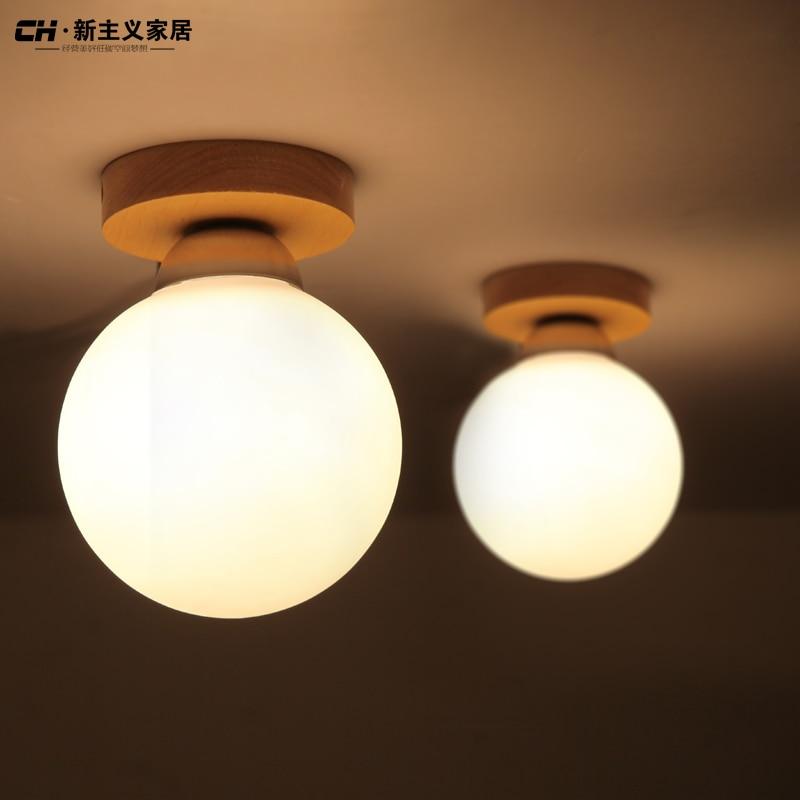 Free shipping Designer European Wooden single head ceiling lightFree shipping Designer European Wooden single head ceiling light
