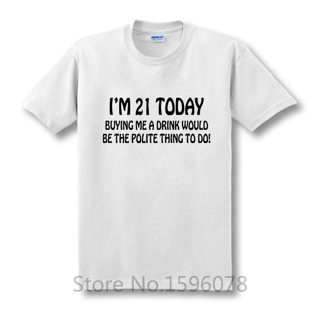 Aliexpress.com : Buy New 21ST BIRTHDAY Funny Joke Present