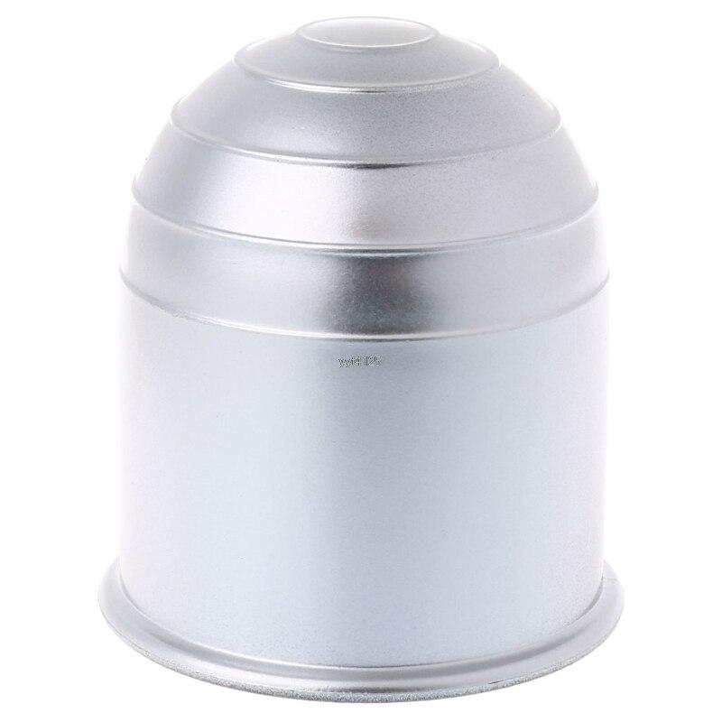 Cubierta de Bola de Remolque de Plástico Negro con Cierre Tapa 50 mm