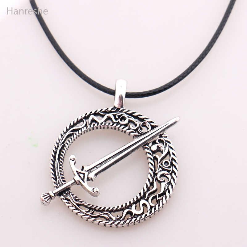 Dark Souls III Blade of the Darkmoon Pendant - Dark Souls 3 - Covenant Dark  Souls Necklace Dark Souls 3 Sword pendant