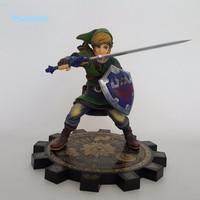 The Legend of Zelda Action Figure 200MM Game Zelda Link Skyward Sword Collectible Model Toy Legend of Zelda Toys LZ01