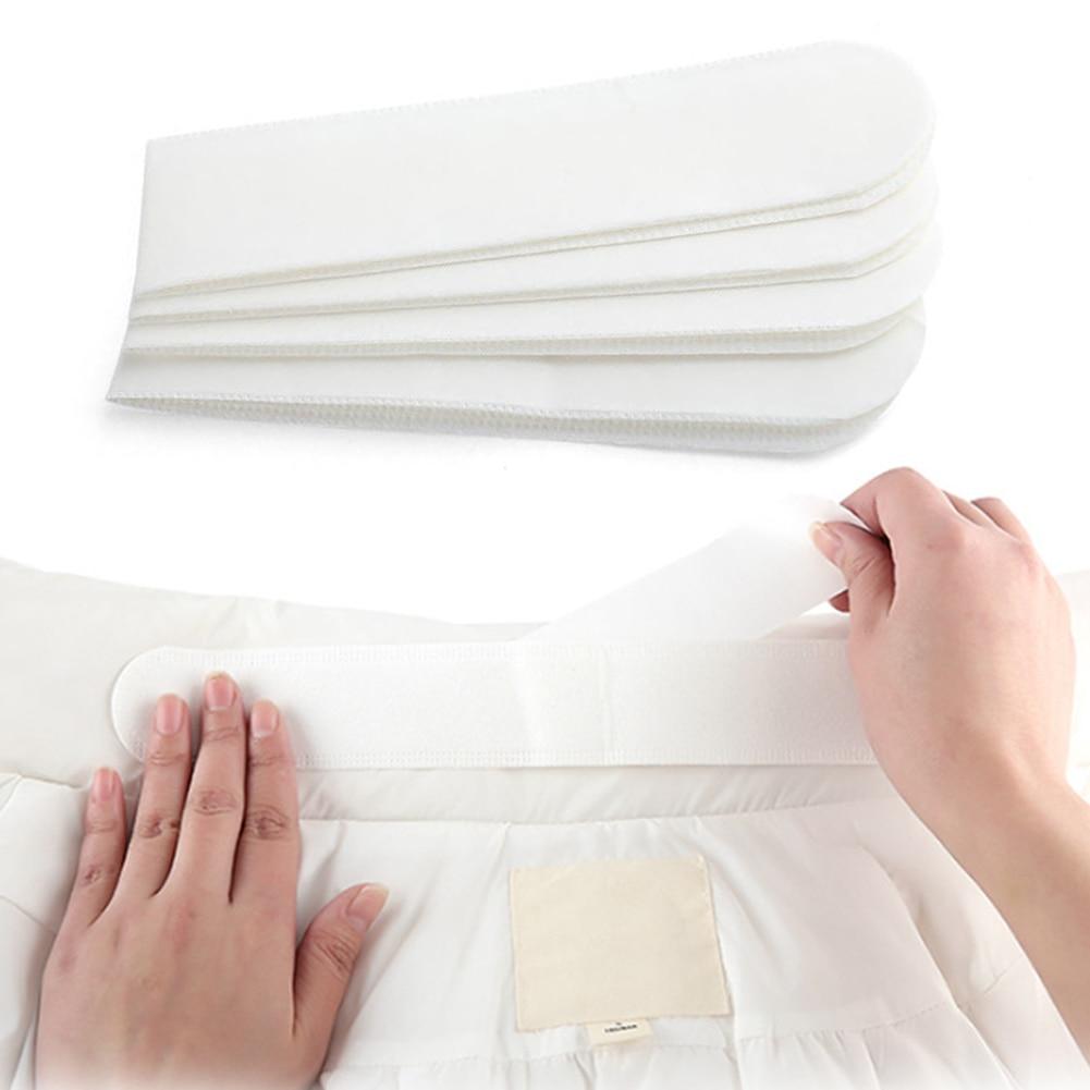 6pcs Summer Collar Disposable Absorbing Sweat Pads Self-Adhesive Neck Liner Pads Anti Deodorants T-shirt Armpit Sweat Pads