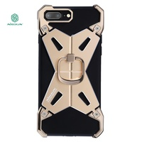 NILLKIN Barde Metal Case With Ring For IPhone 7 Plus Case Phone Case Frame For IPhone