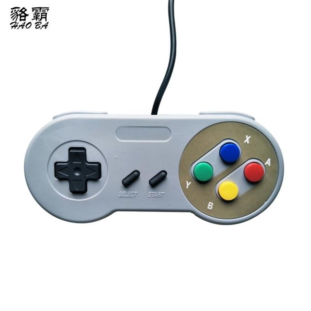 classical USB Controller Gaming Joystick Gamepad Controller for  SNES Game pad for Windows PC MAC Computer Control Joystick
