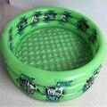 Cojín de PVC piscina inflable del niño del bebé de pescado piscina de tres anillos niños inflables pooLmy906