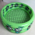 PVC cushion pool inflatable swimming pool toddler baby fish swimming pool three-ring children inflatable pooLmy906