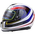 Racing Gene Full Face motorbike helmet Vintage helmet NBR 7471 approved motorbike helmet 4 size available