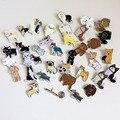 Perros salchicha perros corgi broches prendedores colgante insignia pines decoración insignia de dibujos animados lindo broches para los hombres y las mujeres