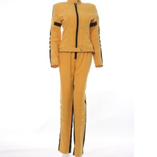 MLYX Women's  Anime Kill Bill the Bride Cosplay Costume