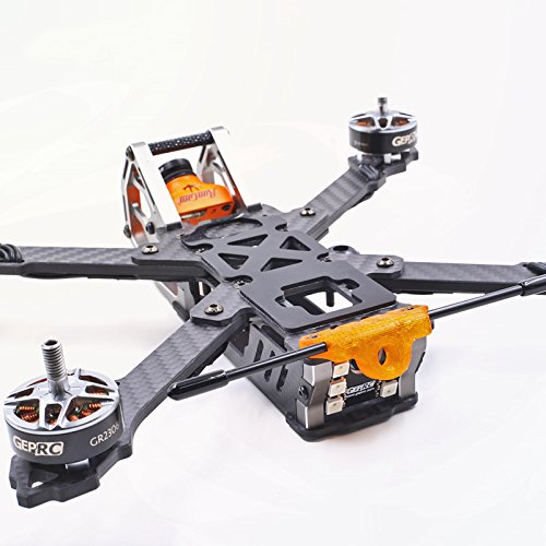 GEPRC エレガントなハイブリッド × FPV フレームキットカーボンファイバー GEP KHX4/KHX5/KHX6/KHX7 w/PDB RC ドローン用 5V & 12 モデル DIY レース Quadcopter  グループ上の おもちゃ & ホビー からの パーツ & アクセサリー の中 3