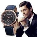 CLAUDIA Famosa Marca de Reloj de Cuarzo Relojes de Los Hombres 2016 Hombres Reloj Reloj de Pulsera Reloj de Cuarzo-reloj Relogio masculino venta Caliente Hombre