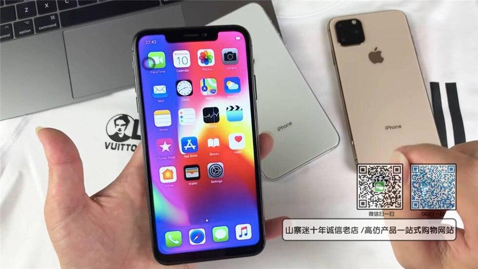 山寨iPhone 11开机测评