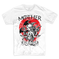 Mother Of Dragons T Shirt I M Not A Princes Khaleesi Games Of Thrones Targaryen Short