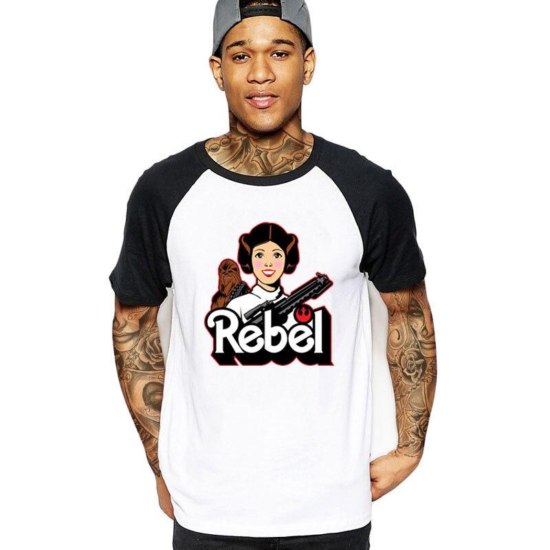 2019 Strreetwear Rebel Der Dreamhouse Star Wars Rebel Barbie Sci Fi Männer Novie T-shirt Spiel Geschenk Freunde Tv T-shirt Männliche Top T Shirt StraßEnpreis