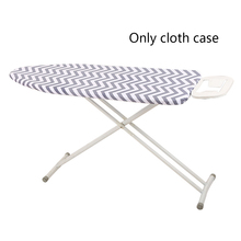 Non-Slip Washable Printed Extra Thick Flat Large Cotton Ironing Board Cover Felt Pad Heat Resistant Household Reusable Durable