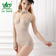 Cn Herb Female Postpartum Weight-loss Thin Waist Abdomen Fat Burning Traceless Hip After Separating Conjoined Underwear