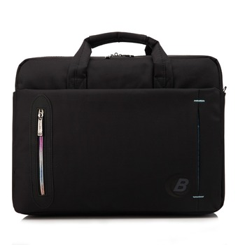 Waterproof Nylon 15.6 inch Laptop Briefcase Handbag Computer Bag Shoulder Bag for Macbook, for Lenovo, for HP