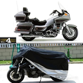 MotorCycle Cover For Suzuki GV1400 Cavalcade WaterProof UV Sun Dust / Rain Protector Cover Made of Polyester Taffeta image
