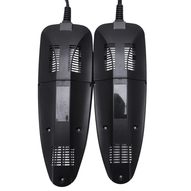 1 пара электрическая сушилка для обуви с таймером-сушилка для обуви теплая обувь устройство для сушки обуви нагреватель осушитель дезинфицирующее средство Deodo