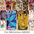 Soft TPU Silicone Phone Case For Micromax Canvas Power AQ5001 Juice 2 AQ5001 5.0 inch Micromax AQ 5001 Cover Flower Rose Shell