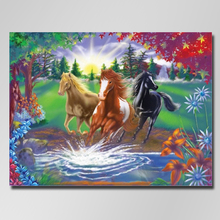 5D Full diamond painting horse diamond embroidery rhinestones icons diamond mosaic sale Cross stitch Home decorations Crafts 5d full square round diamond painting animal stupid koala icons diamond embroidery diamond mosaic sale home decorations crafts