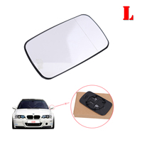 Left Side Door Wing Rearview Mirror Glass For BMW E39 E46 323i 328i 525i 528i 540i Car Rear view Mirror #P504 L