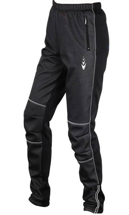 Men' Thermal Winter Cycling Waterproof Pants Bike/Bicycle Sports Outdoor Windproof Trousers EMTP01