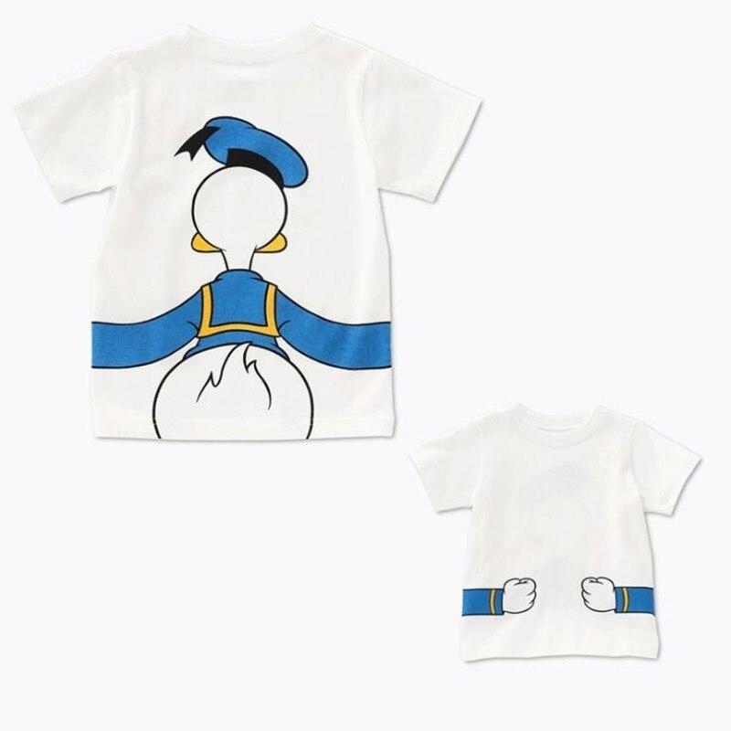 LILIGIRL футболка «Папа и я» летняя одежда для мамы и дочки хлопковый топ с Микки и Минни Маус для мальчиков и девочек, Семейные комплекты - Цвет: Ali913Y